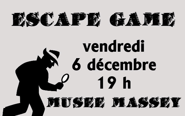 ESCAPE GAME en nocturne !